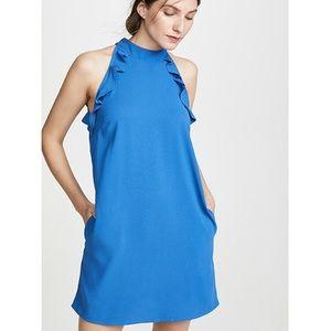 NWT JACK by BB Dakota Sea Blue Sleeveless Dress